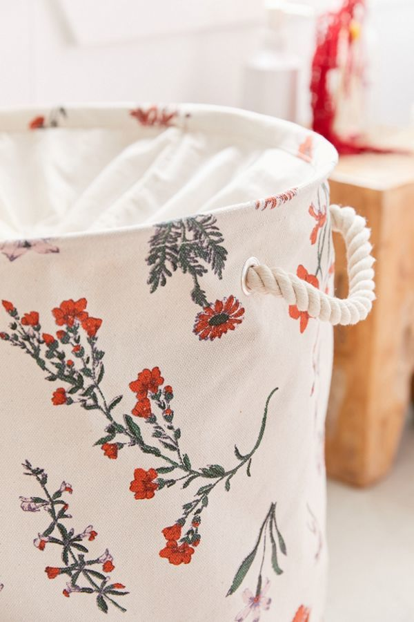 Rustic Floral Laundry Bags