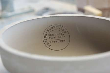 Geotagged Ceramics