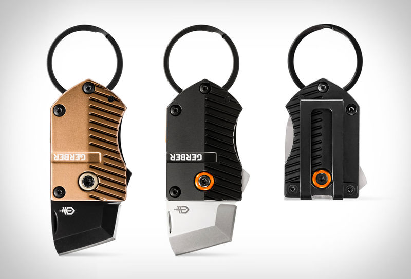 Safety-Focused Keychain Knives