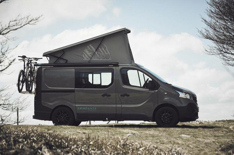 Cinematic Camper Vans