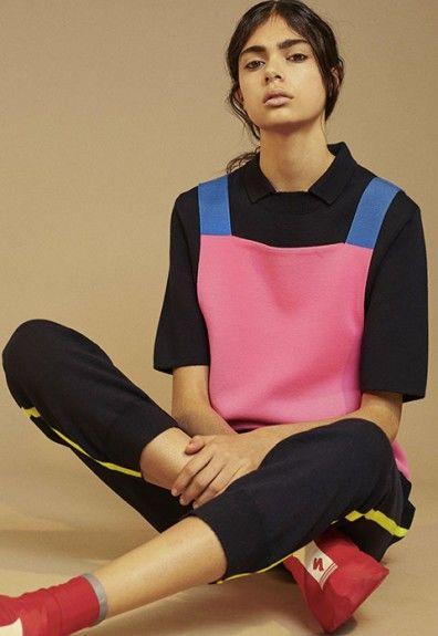 Rave-Inspired Unisex Fashion