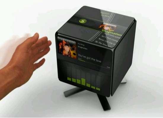 Touchscreen Cubes