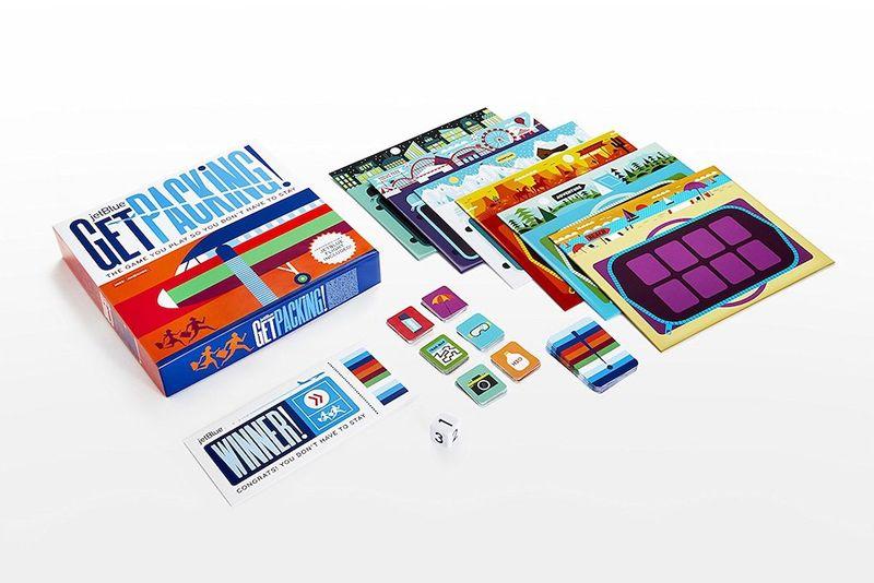 Travel Incentive Board Games