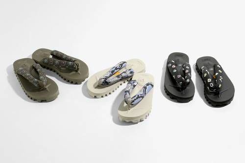Packable Geta-Inspired Sandals