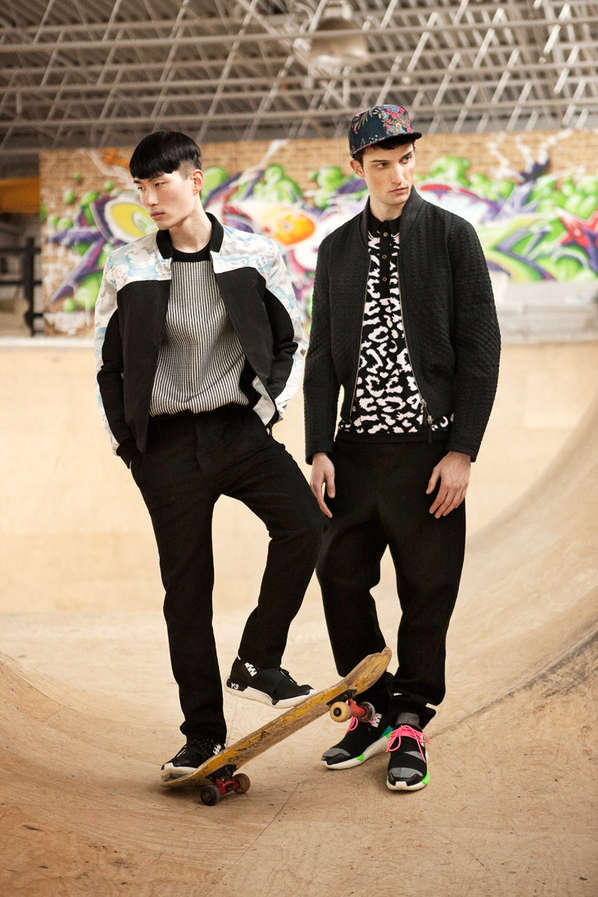 Hipster-Approved Skater Styles