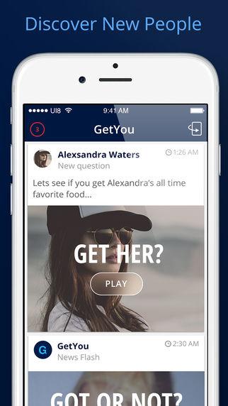 Perceptive Social Apps