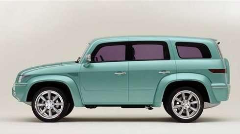 Saudi Luxury SUVs