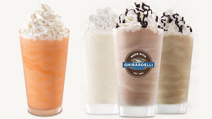 Premium Fast Food Milkshakes