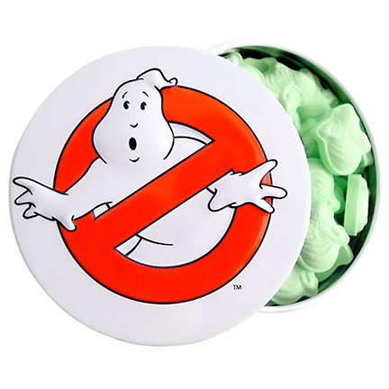 Cinematic Ghost Candies