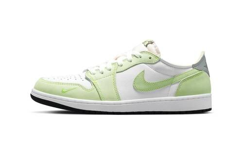 Minty Tonal Low-Cut Footwear
