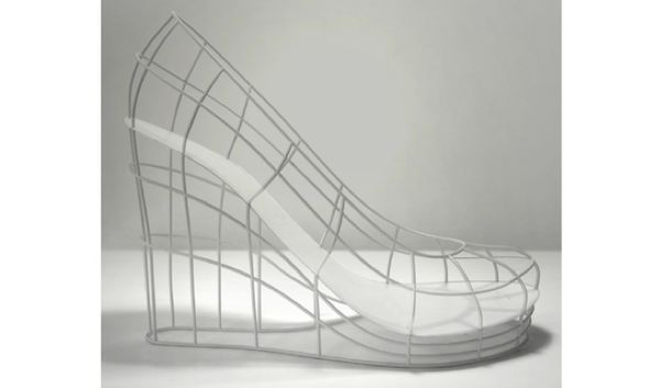 Open Wireframe Wedges