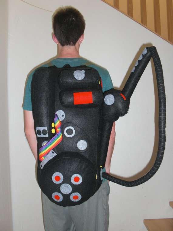 Banshee-Banishing Backpacks