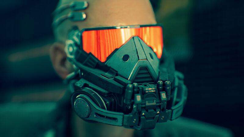 Fast-Paced Cyberpunk Slasher Games