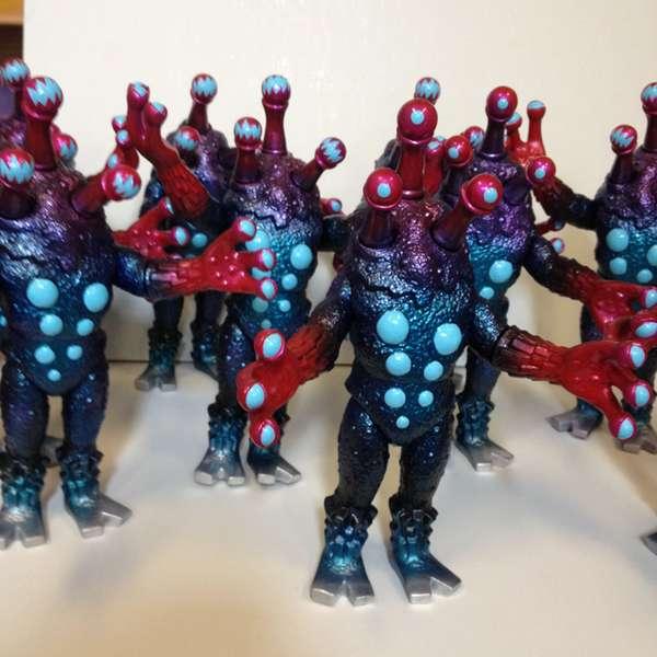 Mini Mythological Creature Sculptures