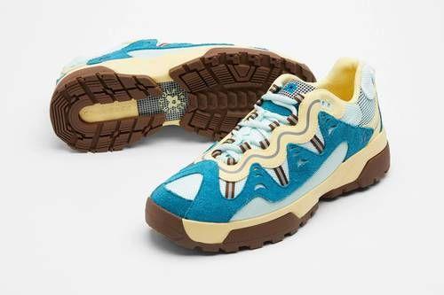 Playful Heritage Sneaker Colorways