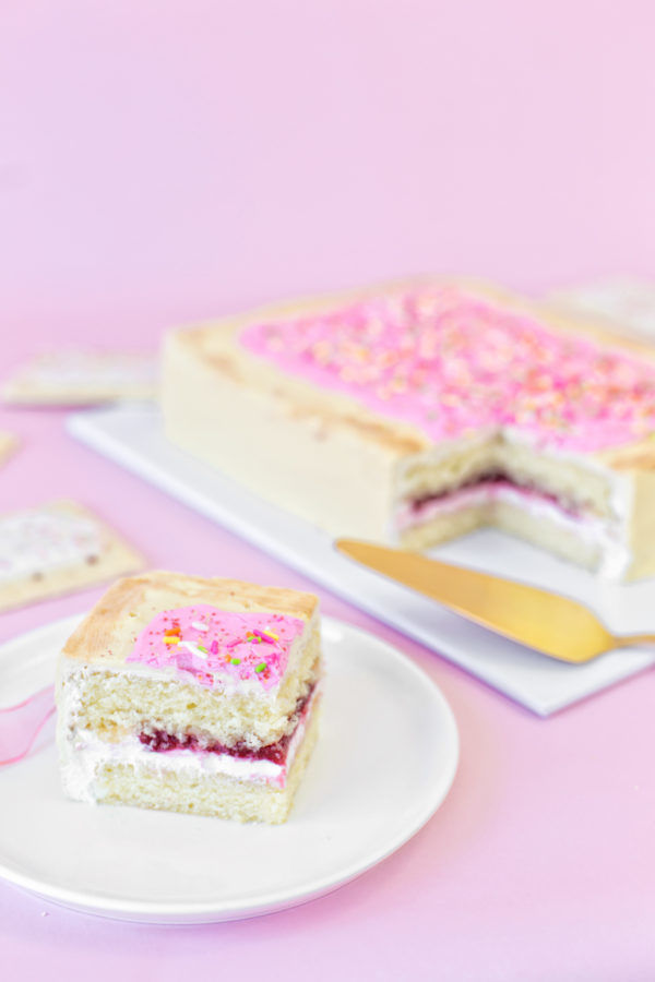 Toaster Pastry Cakes
