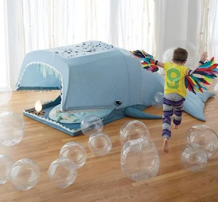Imaginative Aquatic Play Tents