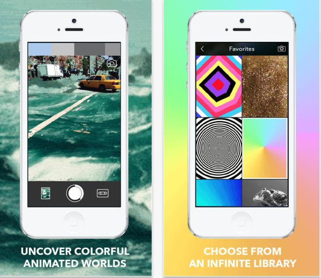Color-Filtered GIF Apps