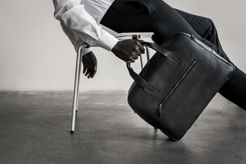 Spaciously Sophisticated Briefcases