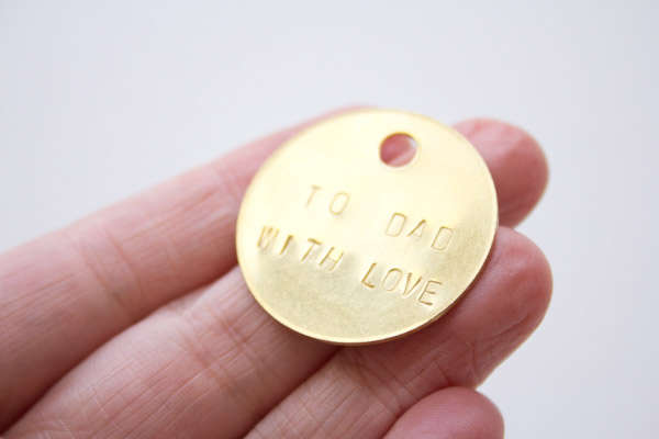 Personalized Paternal Tags