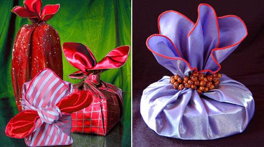 44 Creative Gift Wrap Designs