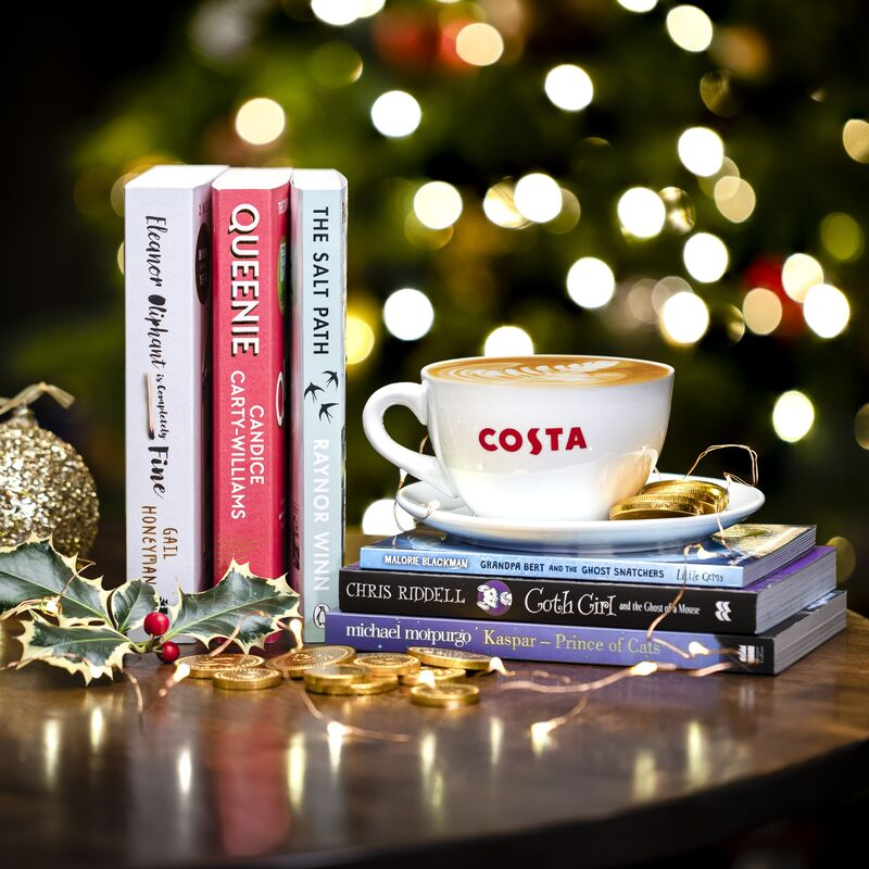 QSR-Branded Holiday Book Campaigns
