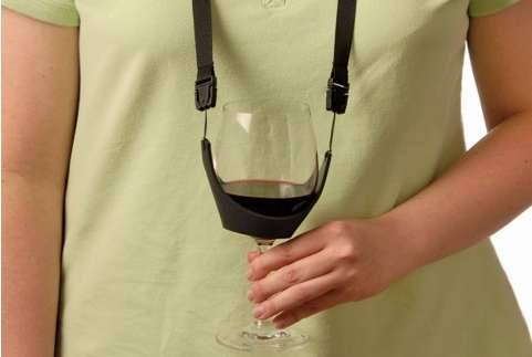 Handsfree Oenophile Accessories