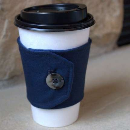 Cuffs for Coffee Cups