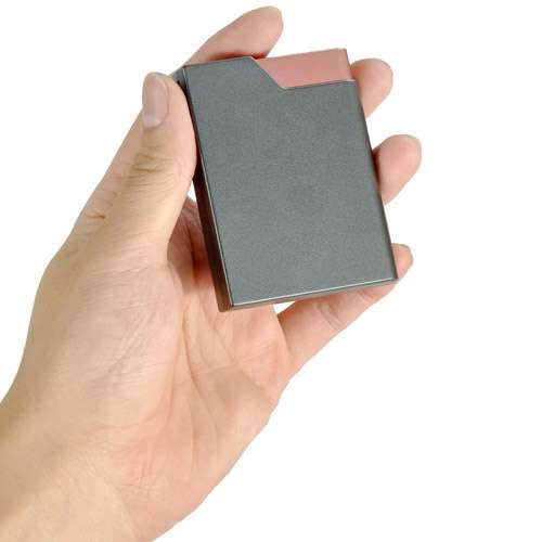Lighter-Sized Hard Drives