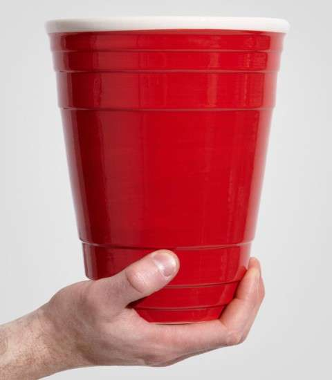 Oversized Summer Party Cups