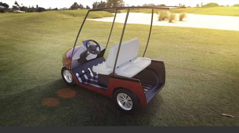 Street-Ready Golf Carts
