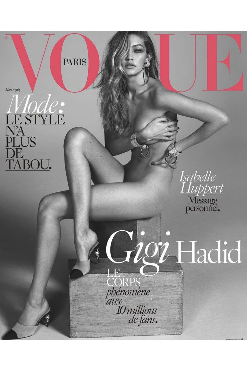 Stripped Down Supermodel Covers