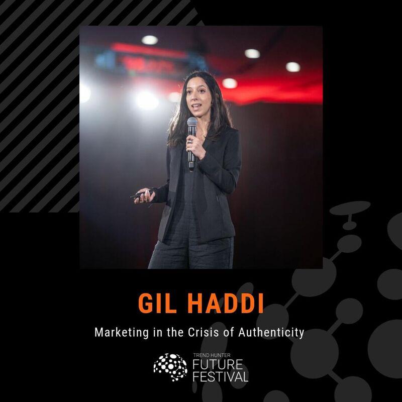 Spotlighting Futurist Gil Haddi