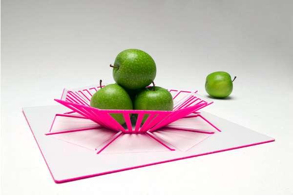 Flatpack Fruit Bowls