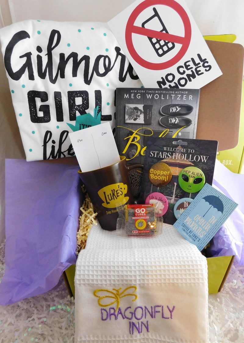 TV-Themed Subscription Boxes