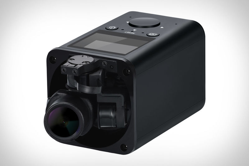 Self-Stabilizing Action Cams