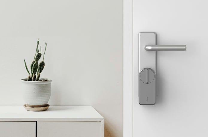 Peel-and-Stick Smart Locks