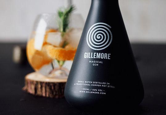 Ritualistic Gin Branding