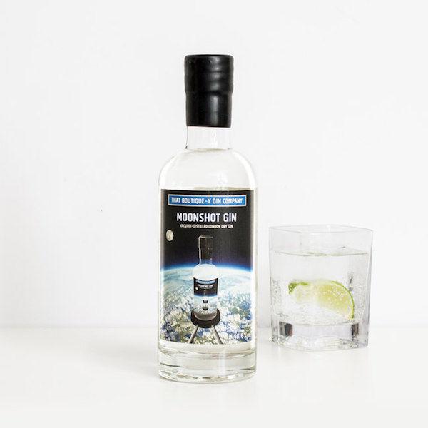 Space Vacuum-Distilled Gin Liquors