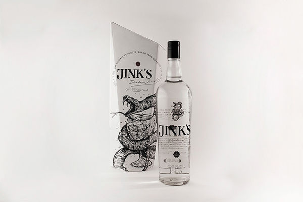 Serpent Alcohol Branding