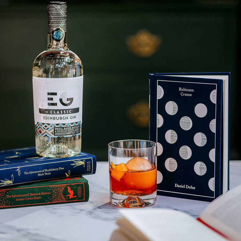 Literary Gin Sets