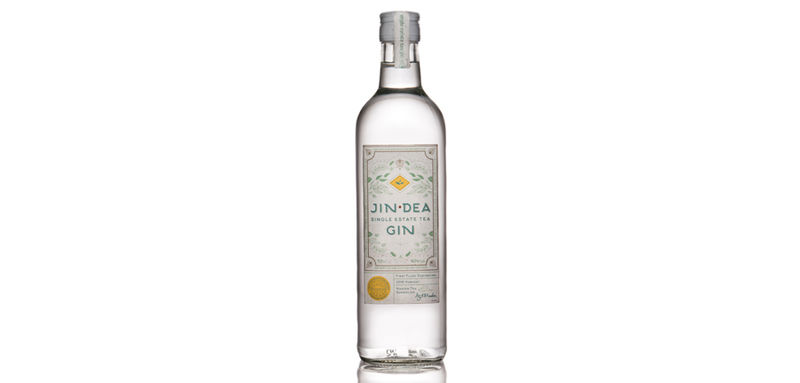 Tea-Based Gin Spirits