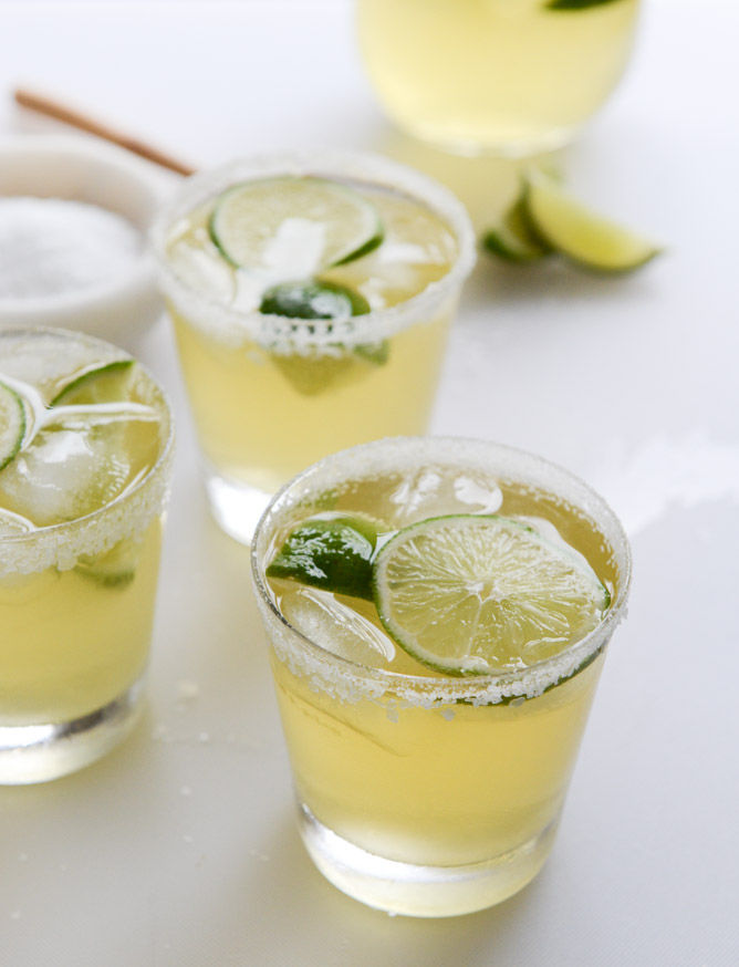 Celebratory Ginger Beergaritas