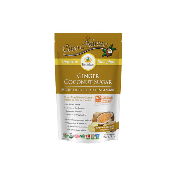 Ginger-Coconut Sweeteners
