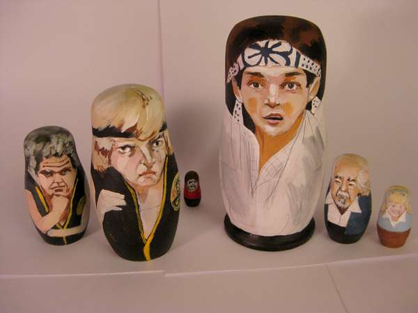 Pop Culture Matryoshkas