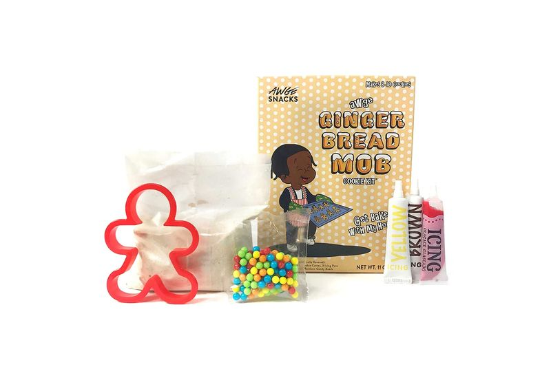 Charitable Gingerbread Cookie Kits