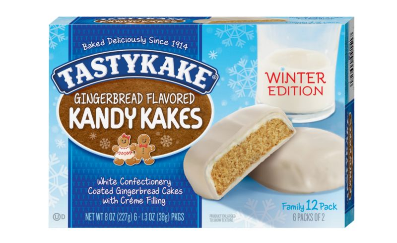 Single-Serve Gingerbread Cakes