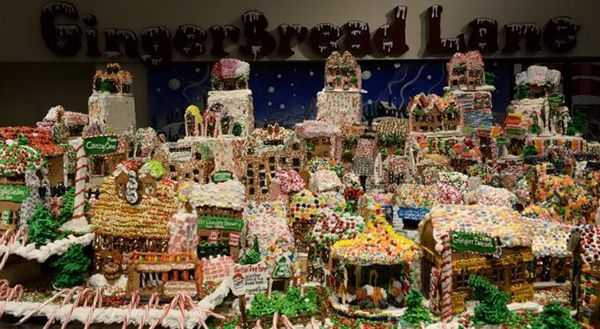 Record Breaking Gingerbread Communities