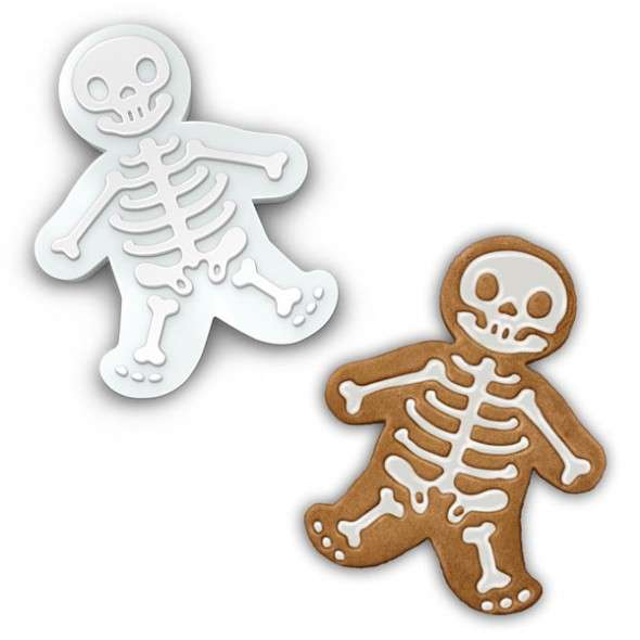 Spooky Skeletal Sweets