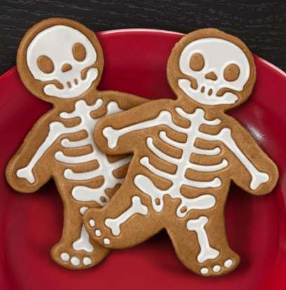 Spooky Skeletal Snacks